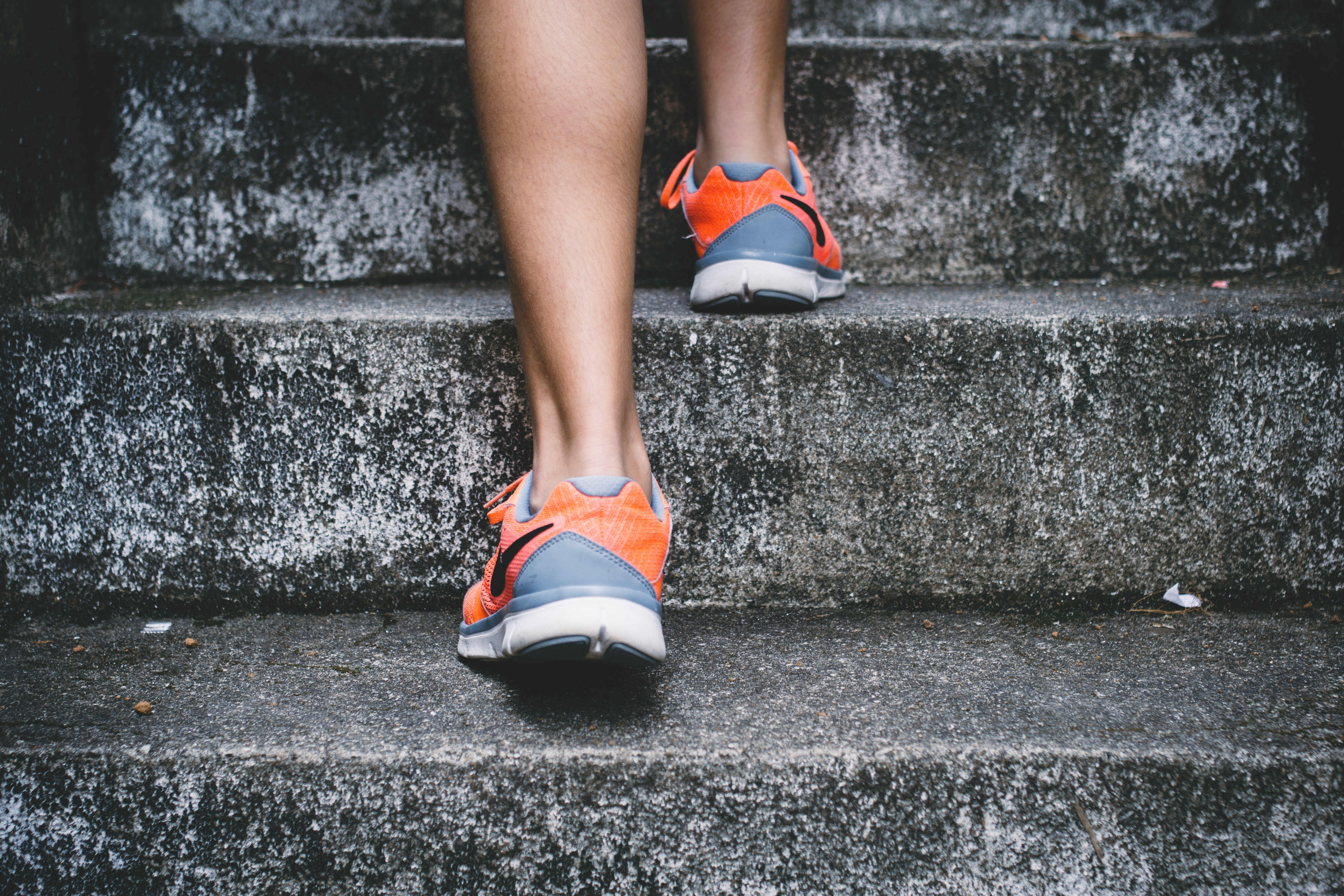 5 BABY STEPS FOR AN ACTIVE LIFESTYL
