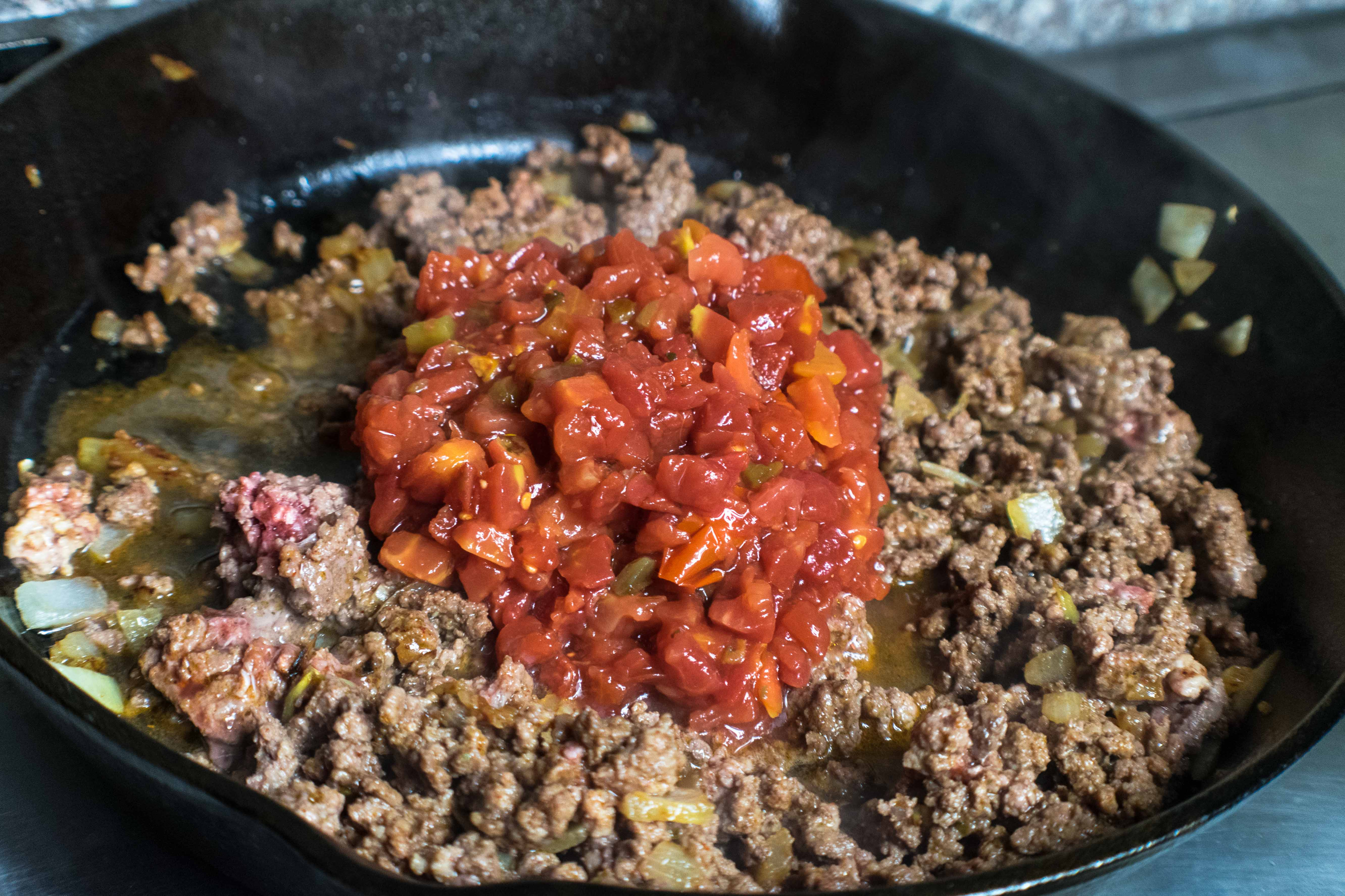 Easy and Healthy Ground Beef Tacos