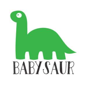 Babysaur SVG