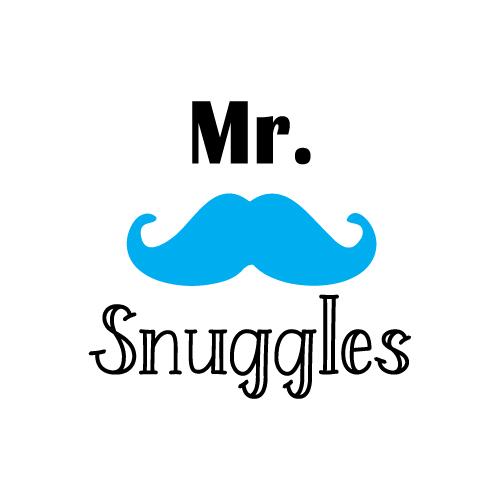 Mr Snuggles SVG