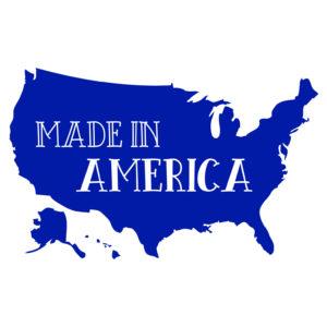 Made in America SVG