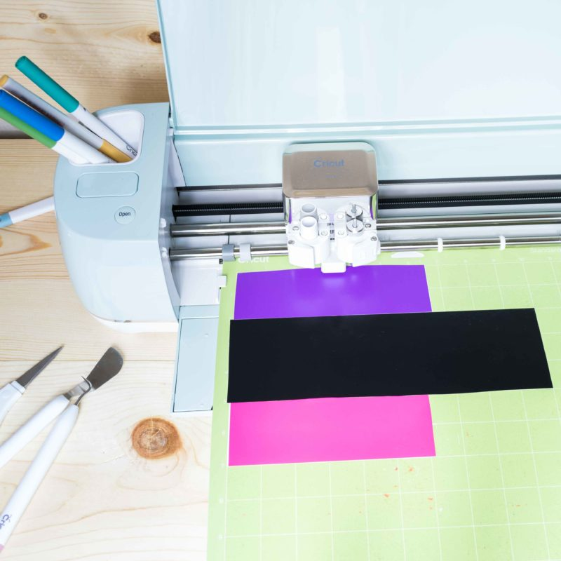 How to Cut Multiple Colors on one Cricut Mat?
