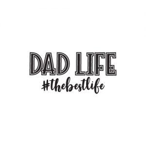Dad Life #thestlife FREE SVG