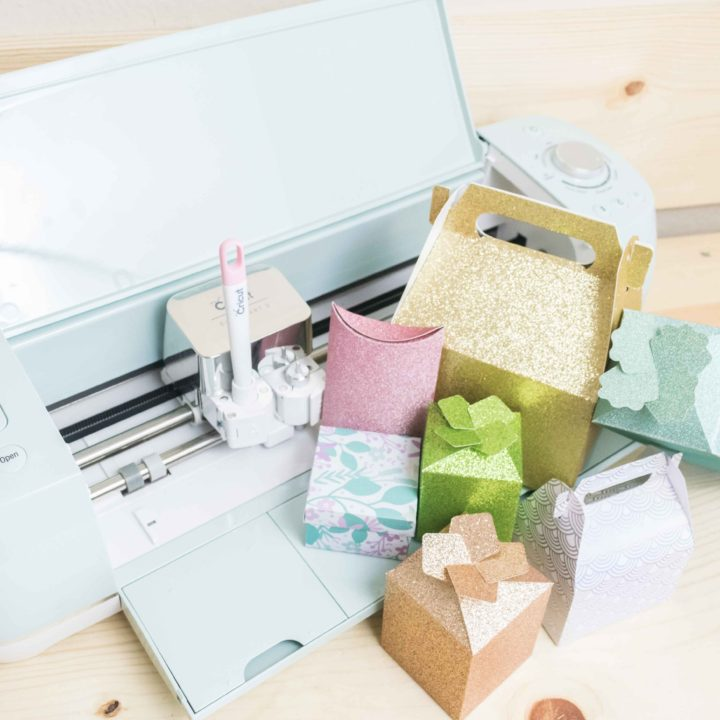 How to Make Beautiful Boxes with your Cricut
