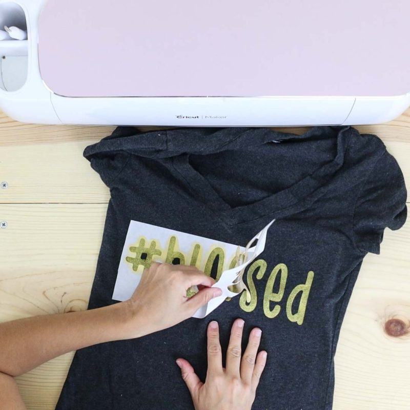 DIY Freezer Paper Stencils with (or without) your Cricut