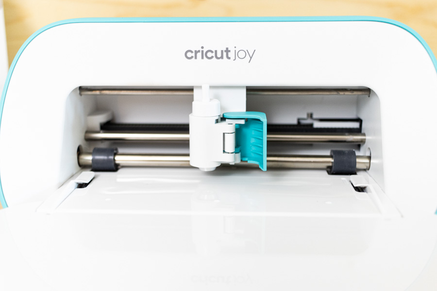 Front side of the Cricut Joy