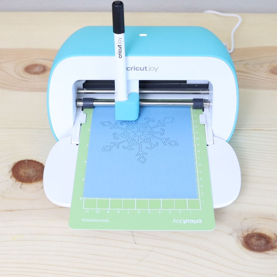 cricut joy writing on paper
