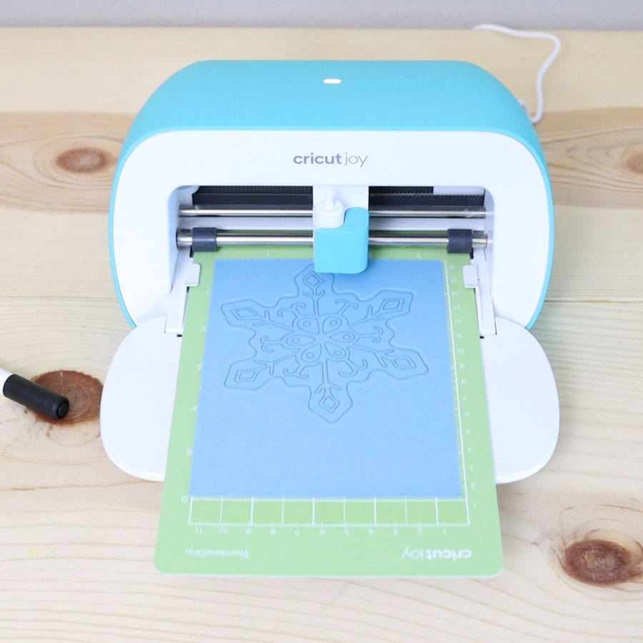 cricut joy cutting on paper
