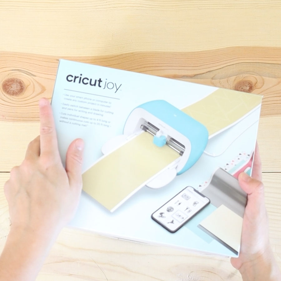 Cricut Joy Original Box