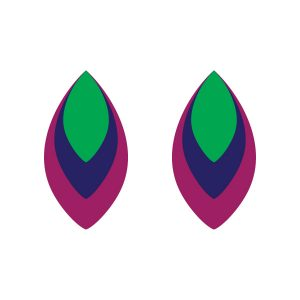 earring free svg style 3