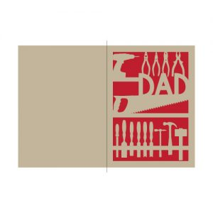 Dad Card 2 Free SVG