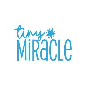 Tiny miracle Free SVG-100