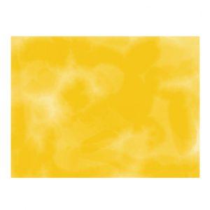 yellow watercolor sheet